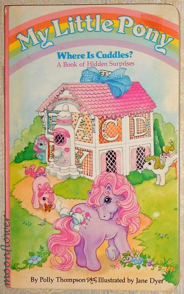 My-little-pony-Where-is-Cuddles-A-Book-of-Hidden-Surprises My little pony Where is Cuddles? A Book of Hidden Surprises Cartoon