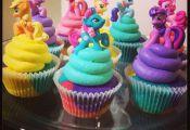 My little pony cupcakes : The Perfect Mix @ Pakenham