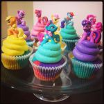 My little pony cupcakes : The Perfect Mix @ Pakenham  cupcakes, Mix, Pakenham, p...