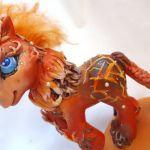 My little pony custom kirin Hikaru by AmbarJulieta.devi... on @deviantART