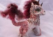 My little pony custom kirin Shinrin Neko by AmbarJulieta on DeviantArt