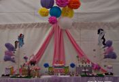 "Photo 8 of 16: My Little Pony / Birthday ""Cumple My little Pony para Catalina"" 