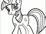 Pony Cartoon My Little Pony Coloring Page 072