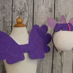Pony Headpiece Headband and or Wings My Little Pony Inspired  Headband, Headpiec...
