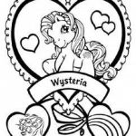 Printable my little pony wysteria coloring pictures – Printable Coloring Pages...