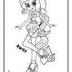 Rarity - My Little Pony Rainbow Rocks Equestria Girls | Cartoon Jr.