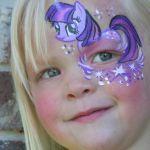 Resultado de imagen para my little pony face painting