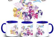 TAZA MY LITTLE PONY COLORES princesa Celestia ponis mug tazza tasse coupe poni |...