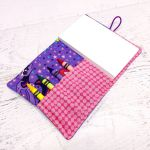 These adorable My Little Pony themed Doodlebug Crayon Wallets are the perfect gi...