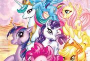 This is one of the cover arts to one of the comics. My Little Pony JSC by `ToolK...