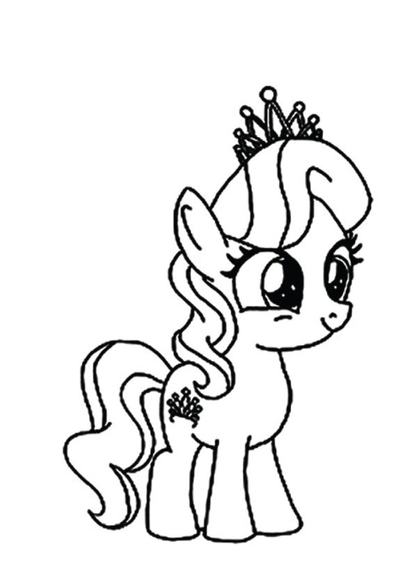 Top-25-39My-Little-Pony39-Coloring-Pages-Your-Toddler-Will-Love-To-Color Top 25 'My Little Pony' Coloring Pages Your Toddler Will Love To Color Cartoon