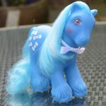 Vintage My Little Pony 'Tux n Tails' 'Coats n Tails' by TeaJay, ...