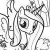 {free} my little pony coloring page printable