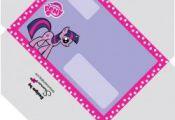 {free} printable My Little Pony Envelope