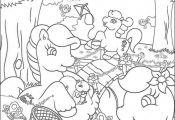 my little pony G1 coloring pages | Disegni da Stampare e Colorare di My Little P...