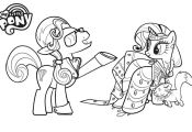 my little pony coloring pages | My Little Pony Coloring Pages