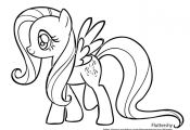 my little pony coloring pages free printable   my little pony coloring pages my ...