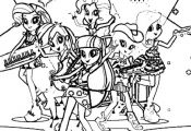 my little pony coloring pages rainbow rocks Check more at prinzewilson.com/...