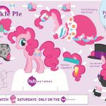 my little pony paper cut out - Google Search