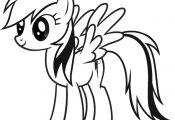 my little pony para colorir 05