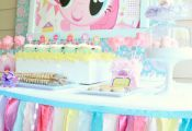 my little pony party ideas | My Little Pony Inspired Party Collection | Party On...