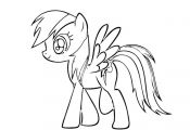 my little pony pictures   Kids Under 7: My Little Pony Coloring Pages