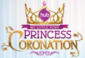 my little pony princess coronation party ideas