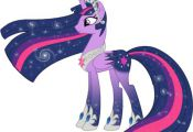 my little pony queen twilight sparkle coloring pages | My Little Pony Twilight S...
