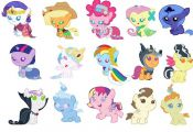 my little pony wiki | Archivo:Ponys.png - Wiki My little pony oc y ponies