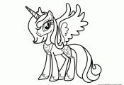 princess luna my little pony Coloring pages Printable  Coloring, Luna, Pages, Po...