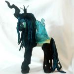 Absolutely Amazing My Little Pony plushie Queen Chrysalis  Absolutely, Amazing, ...