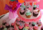 Angela's 7th Bday My Little Pony Party by Yummy Piece of Cake, via Flickr  7th, ...