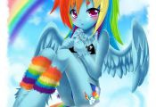 Anime my little pony by marzhana.devianta… on deviantART  anime, DeviantArt, m...