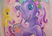 Another my little pony by RAGDOLLTATTOOSbyS… on @deviantART  DeviantArt, Pony,...