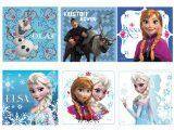 DIY Frozen Valentine Cards and Free Frozen Printable |do it yourself divas