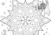 Disney's Frozen Printables, Coloring Pages, and Storybook App | crazyadventure...