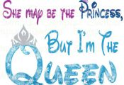 Disney Queen Disney Frozen Printable Image for Iron On Transfer DIY Disney Trip ...