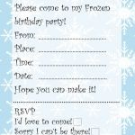 Download your Frozen printable party pack | Mumsnet