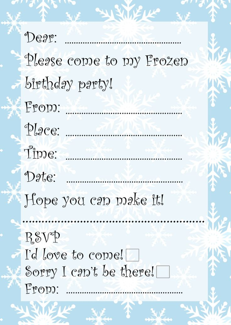Download-your-Frozen-printable-party-pack-Mumsnet Download your Frozen printable party pack | Mumsnet Cartoon