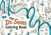 Dr Seuss Coloring Book