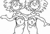 Dr Seuss Coloring Pages - Free Printable Pictures Coloring ...