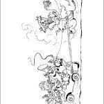 Dr. Seuss Characters Coloring Pages | dr seuss coloring pages printable dr seuss...