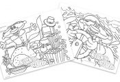 FREE Elmer & The Mayflower Coloring Pages from kickstv.com