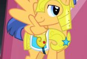Flash Sentry (My Little Pony)  Flash, Pony, Sentry #cartoon #coloring #pages