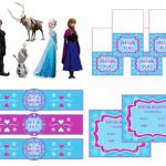 Free Frozen Printables and More!