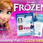 Free Frozen Tutorials: Make Sister Bracelets and a Cape Like Anna's or Elsa&...
