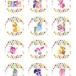 Free My Little Pony Party Printables