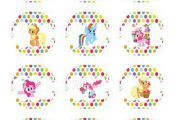 Free My Little Pony Party Printables  free, party, Pony, Printables #cartoon #co...