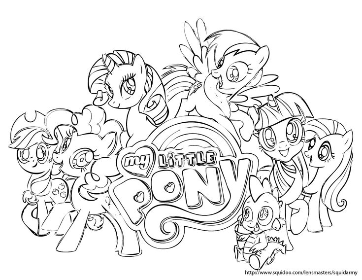 Free-coloring-pages-of-my-little-pony-princess-luna Free coloring pages of my little pony princess luna Cartoon
