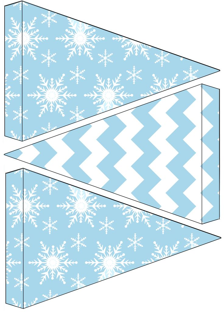Free frozen birthday party bunting to download – free frozen printable Wallpaper